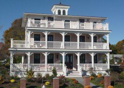 Three Stories Inn, Old Saybrook CT