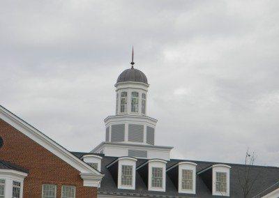 Pre-fabricated Cupola
