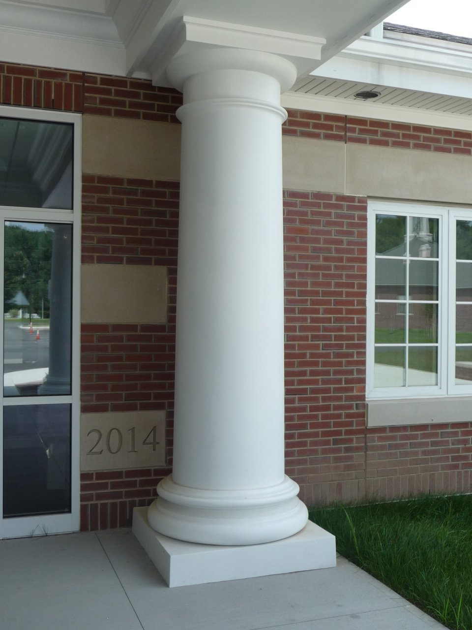 curb porch fiberglass craftsman counts pillars tapered that colonial columns appeal