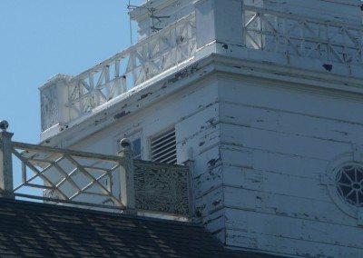Detail of Cupola Railing