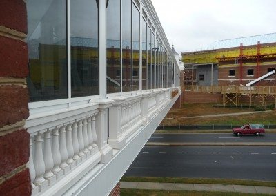 Greenwich Series Customized Balustrade System