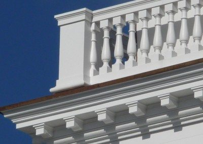 PVC Cornice & Balustrade System