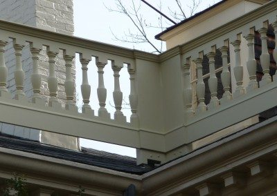 Pre-fabricated Balustrade System