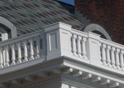 PVC Balustrade & Cornice System