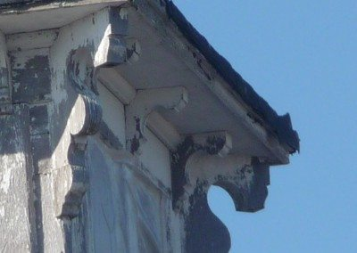 Bracket Detail - Before