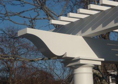 PVC Beam & Column Detail