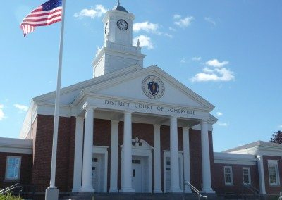 District Court of Somerville, Somervill, MA