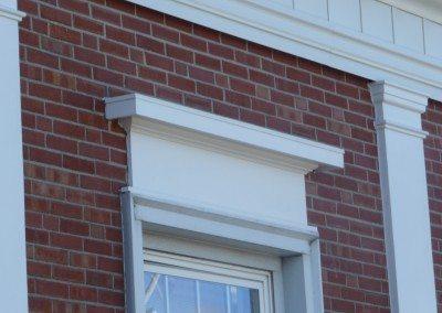 PVC Window Crossheads