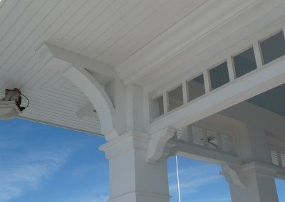 PVC Brackets & Lattice