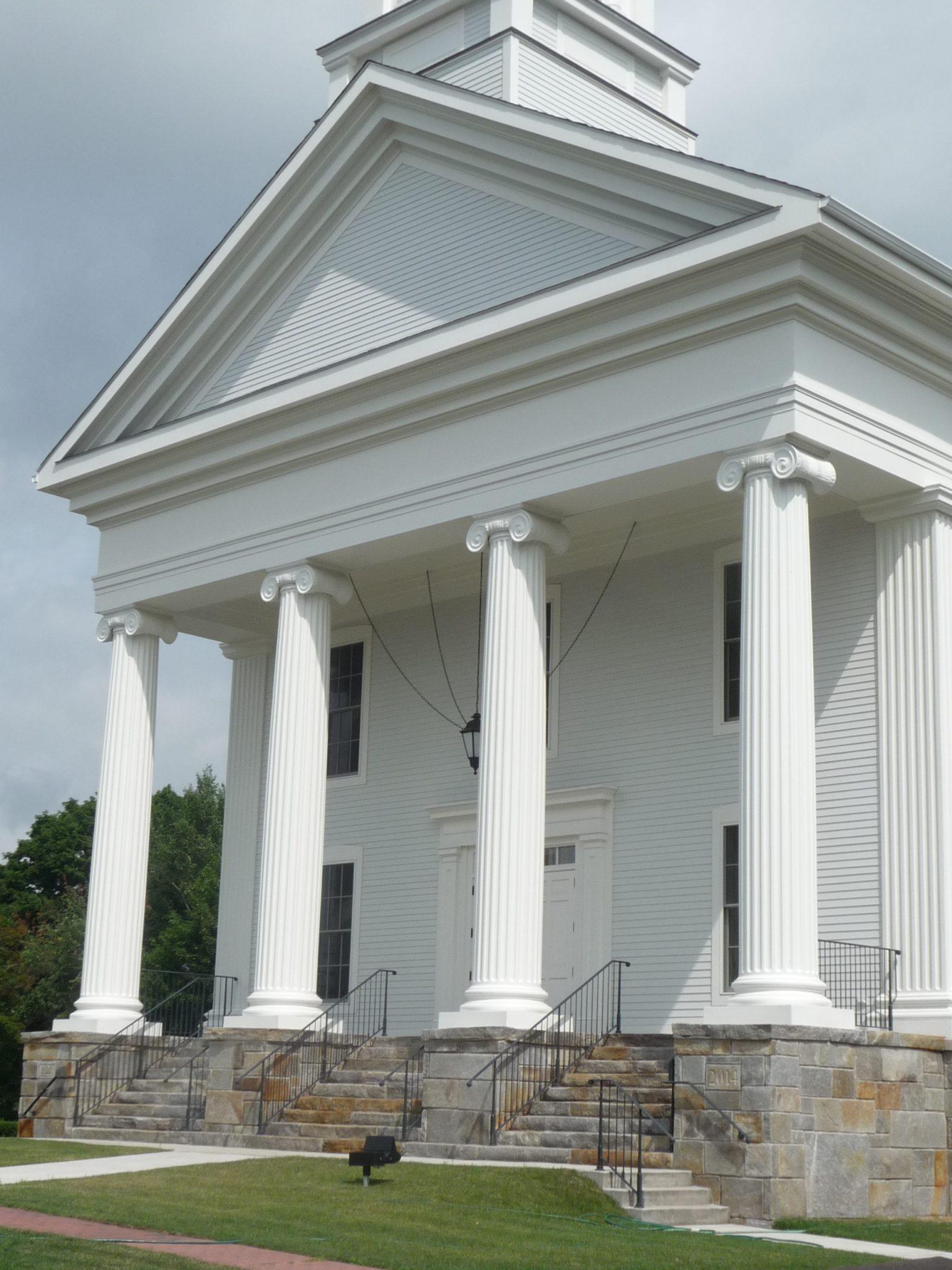 Somers Congregational Church Cheyenne Company