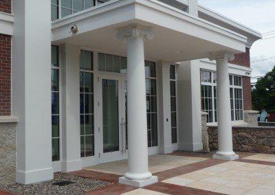 Fiberglass Column