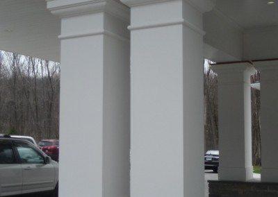 PVC Columns