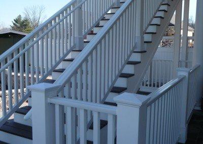 Stair Picket Rails