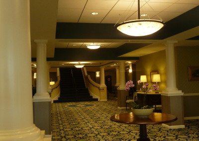 Interior Fiberglass Columns