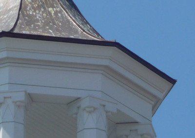 Cupola Detail
