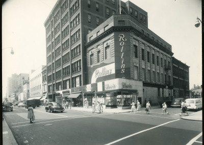 Original Building in 1955