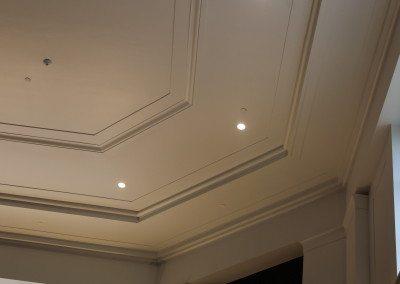 Custom Concourse Ceiling Molding