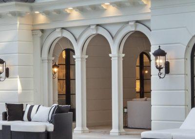 Arched PVC Keystones